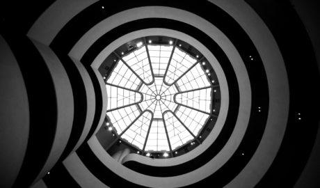 Guggenheim Museum in NYC by Roberto Garcia (Flickr)