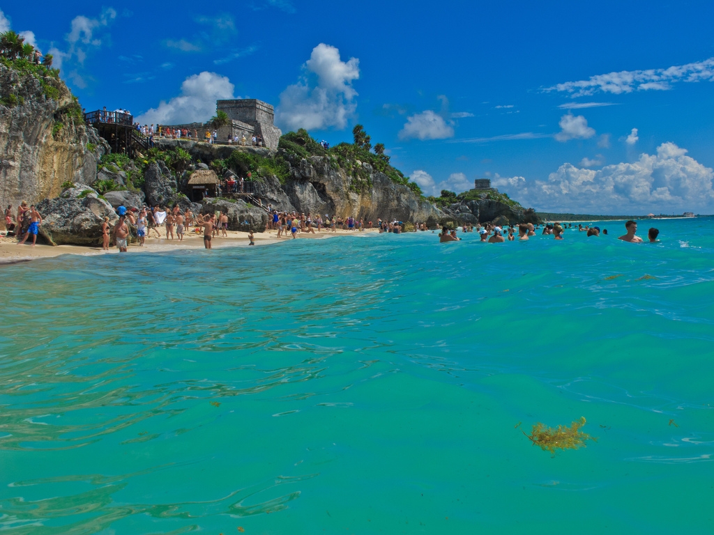 Tulum Ruins-30 by Graeme Churchard (Flickr)