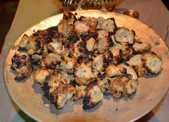Reshmi Kebab by Biswarup Ganguly