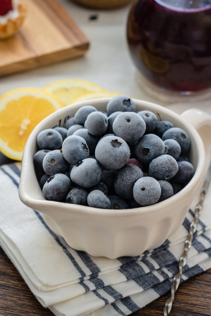 Blueberries Are Perfect for Snacking