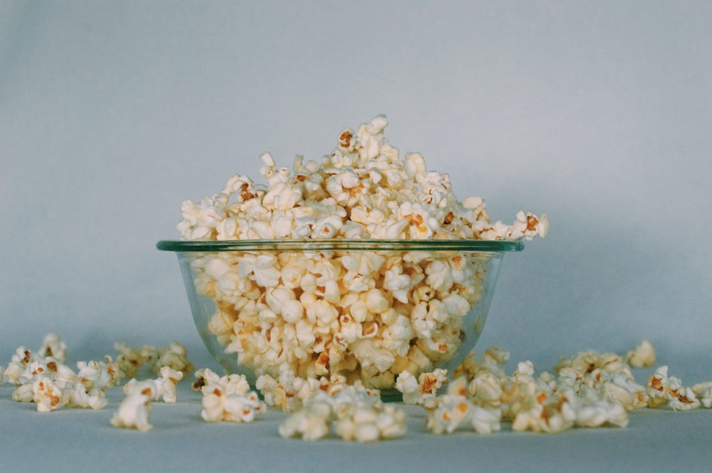 Air-Popped Popcorn: Low-Fat and Delicious