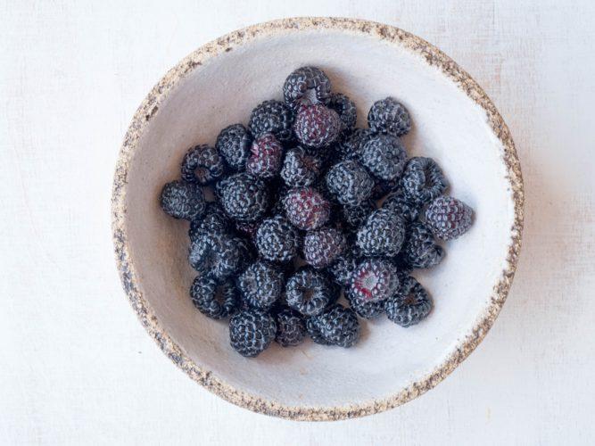 Blackberries - Yum!