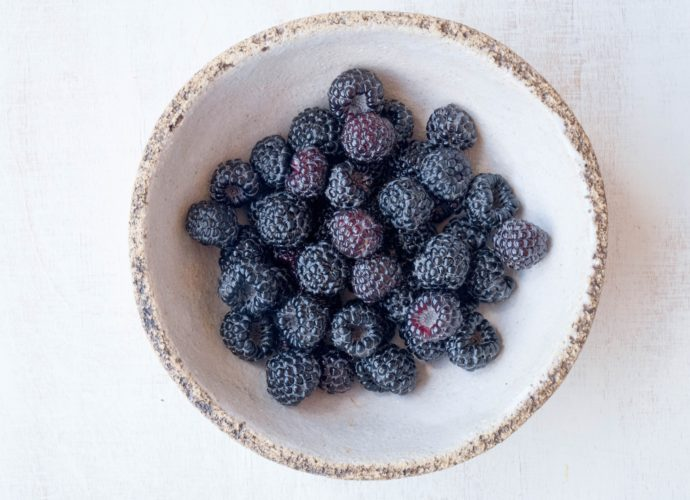 Blackberries - Yum!